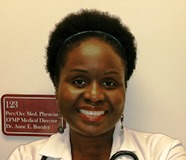 Anne Burnley Ekiti, MD, MHS, MS