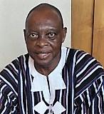 Rev Kennedy Kwasi Odzafi, MA