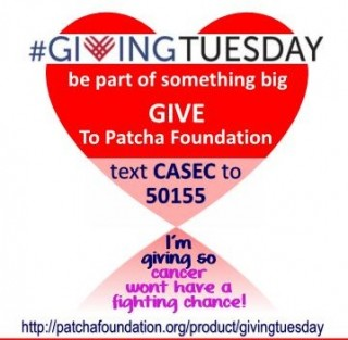 giving tuesday flyer 2018