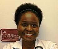Anne Burnley Ekiti, MD, MHS, MS