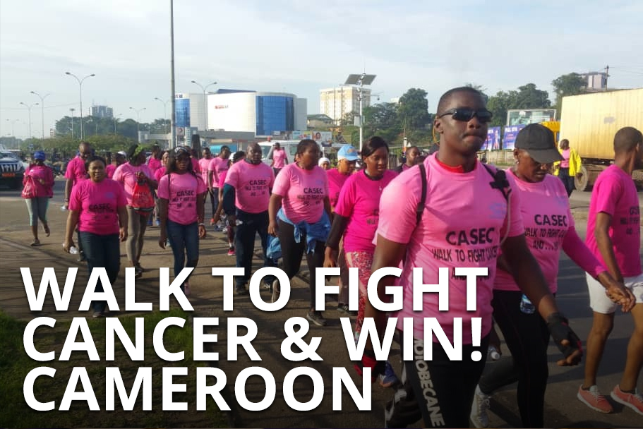 2020 CASEC Walk To Fight Cancer & Win! – Cameroon