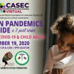 CASEC Virtual Information Exchange – Sept 19. 2020
